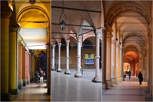 Atrakcje turystyczne Bolonii - ponad 42 kilometry długości arkad!