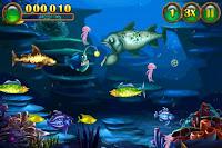 لعبة السمكة الشقية