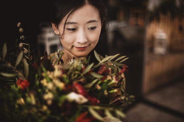Novia asiatica - Blog Mi Boda