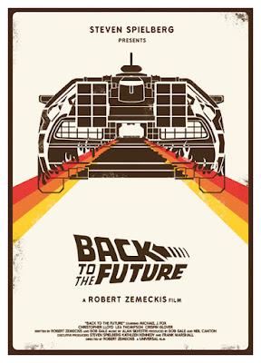 Cartaz de De Volta Para o Futuro