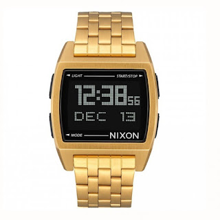 Nixon BASE ALL GOLD DIGITAL A1107502
