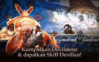 Devilian MOD v1.0.6.36852  APK + Data Cheat Unlimited Money Terbaru 2016 7