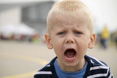 Anak Menjerit