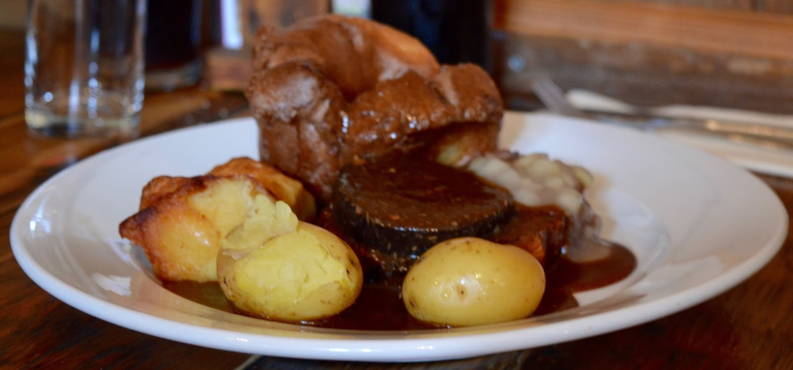 The Stables Beamish Hall | Sunday Lunch Review | Roast Pork Loin