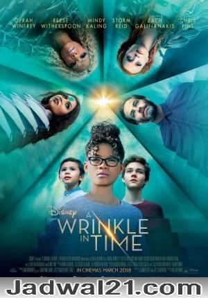 Jadwal A WRINKLE IN TIME di Bioskop