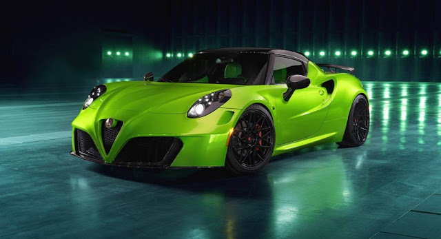 Alfa Romeo, Alfa Romeo 4C, Galleries, Pogea, Tuning