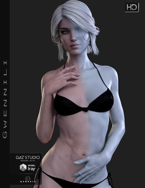 Gwennili HD for Victoria 7