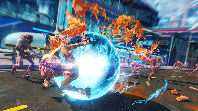 Sunset Overdrive PC Full imagenes