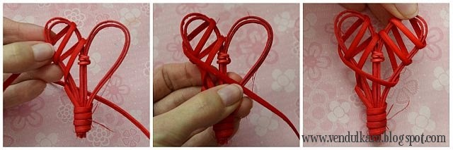 Wicker Heart tutorial