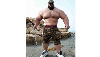 Hulk asal Iran