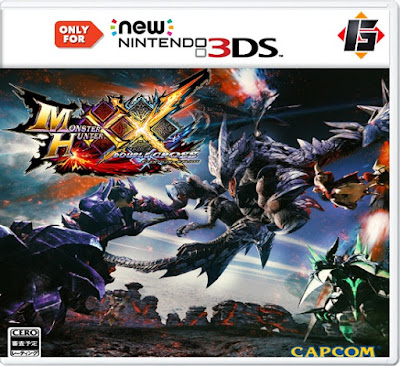 Monster Hunter XX Double Cross Decrypted 3DS INGLES PATCH