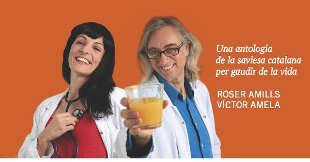 Firmas en El Corte Inglés de Sabadell y Can Dragó de Víctor Amela y Roser Amills