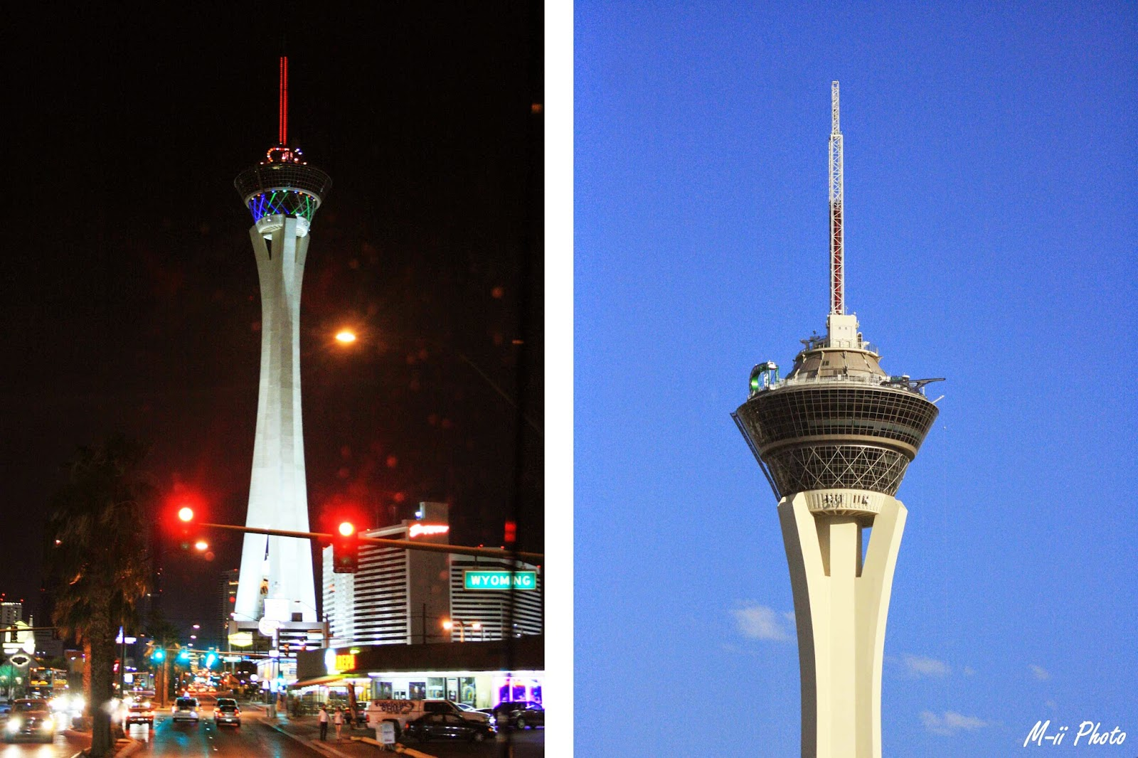 M-ii Photo : Las Vegas Stratosphere Tower