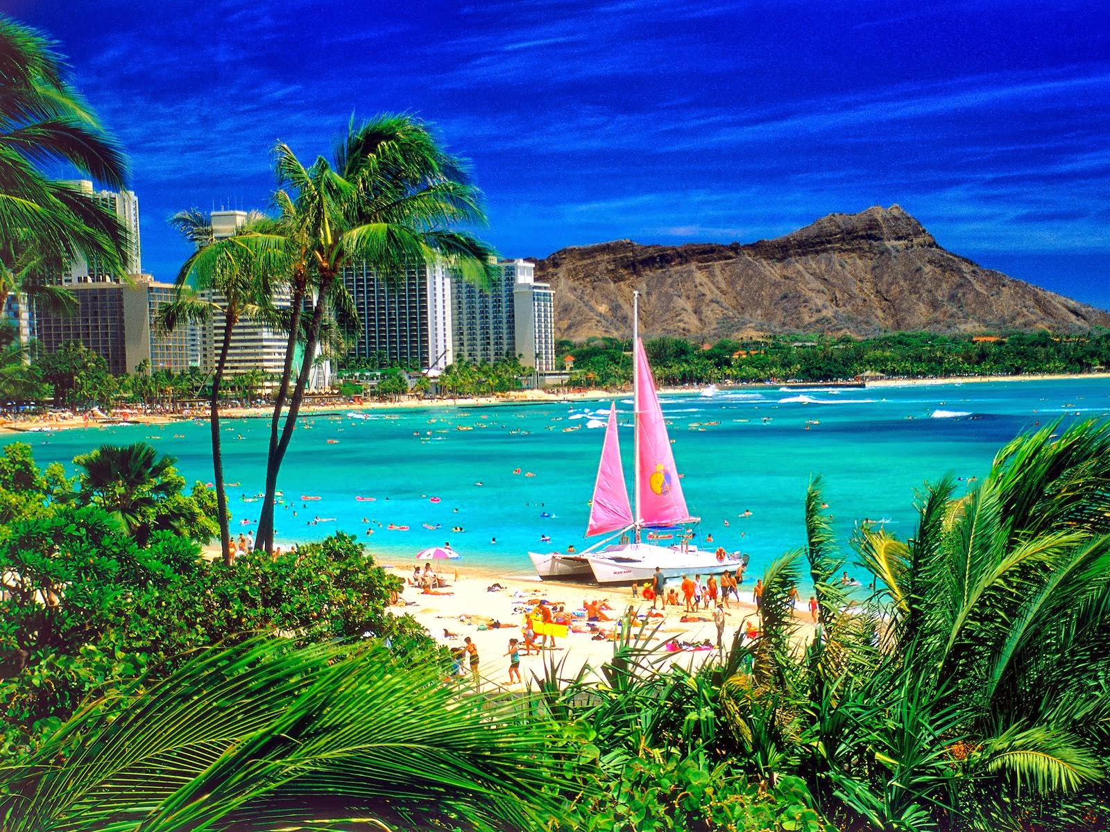 Oahu, Hawaii - Tourist Destinations