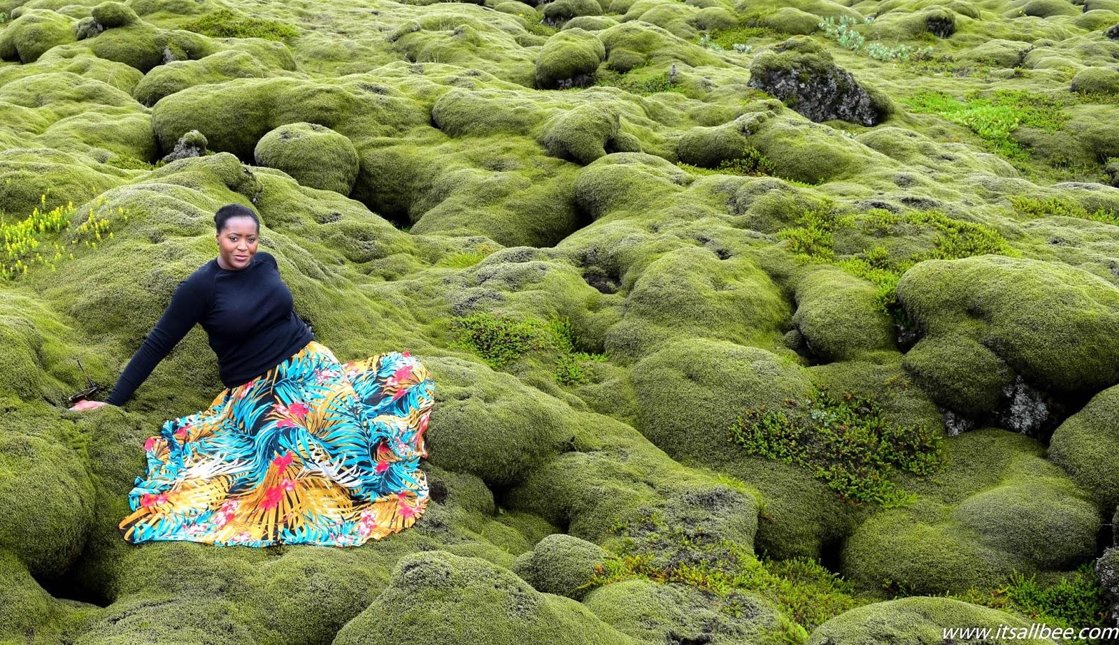 Eldhraun Lava Field Iceland | Iceland Lava Fields