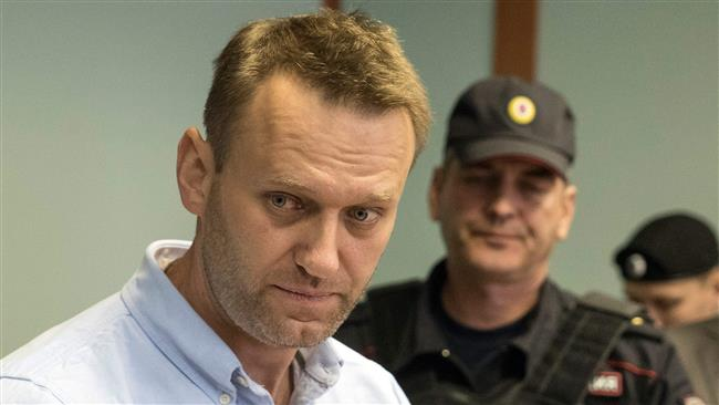 Russian opposition leader Alexei Navalny figure barred from running for presidency