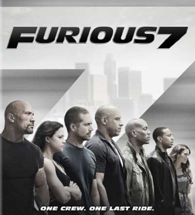 Furious 7 Movie - See You Again Song