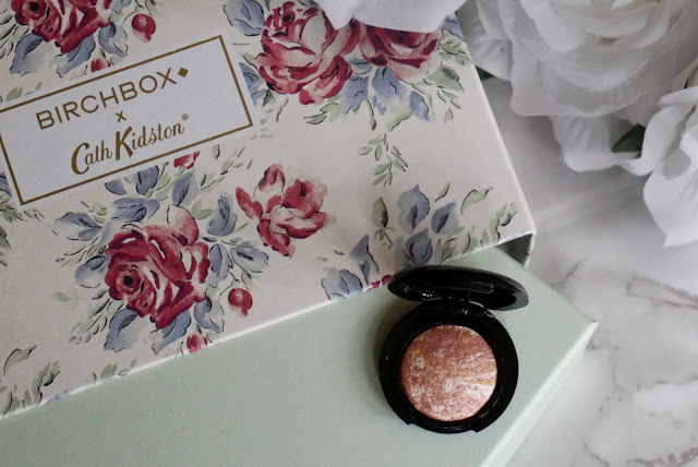 MODELCO - BAKED HIGHLIGHTER in MOONSHINE BIRCHBOX APRIL 2018