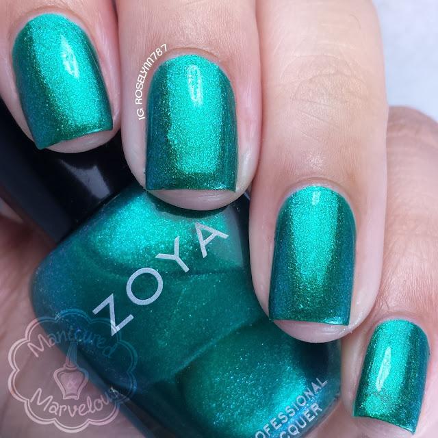 Zoya - Paradise Sun - Selene