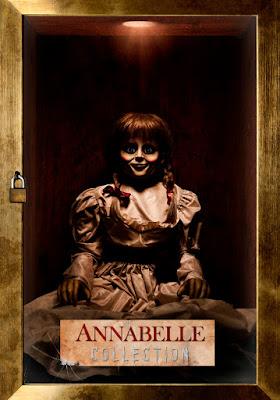 Annabelle Coleccion DVD R1 NTSC Latino