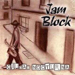 jam block ciudad nocturna