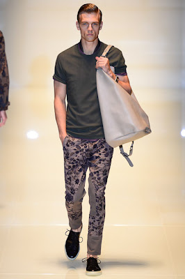 RUNWAY REPORT.....Milan Menswear Fashion Week: Etro, Gucci ...