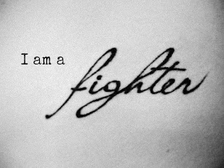 Soy un fighter de Xtina (I am a fighter)