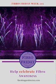 Help us celebrate Fibromyalgia Awareness