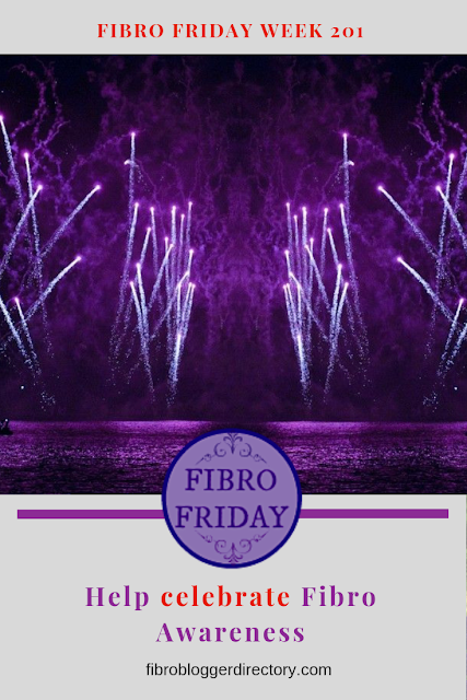 Help us celebrate Fibromyalgia Awareness