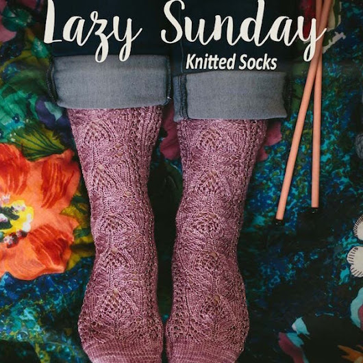 A chat with Jane Burns - Lazy Sunday Socks