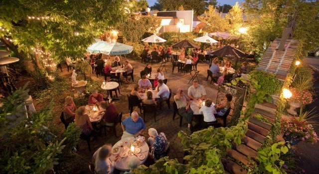 Top 10 Best Indianapolis Restaurants For Outdoor Dining 2017