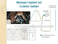 http://www.patronycostura.com/2016/10/manga-raglan-y-cuello-halter-diytema-186.html