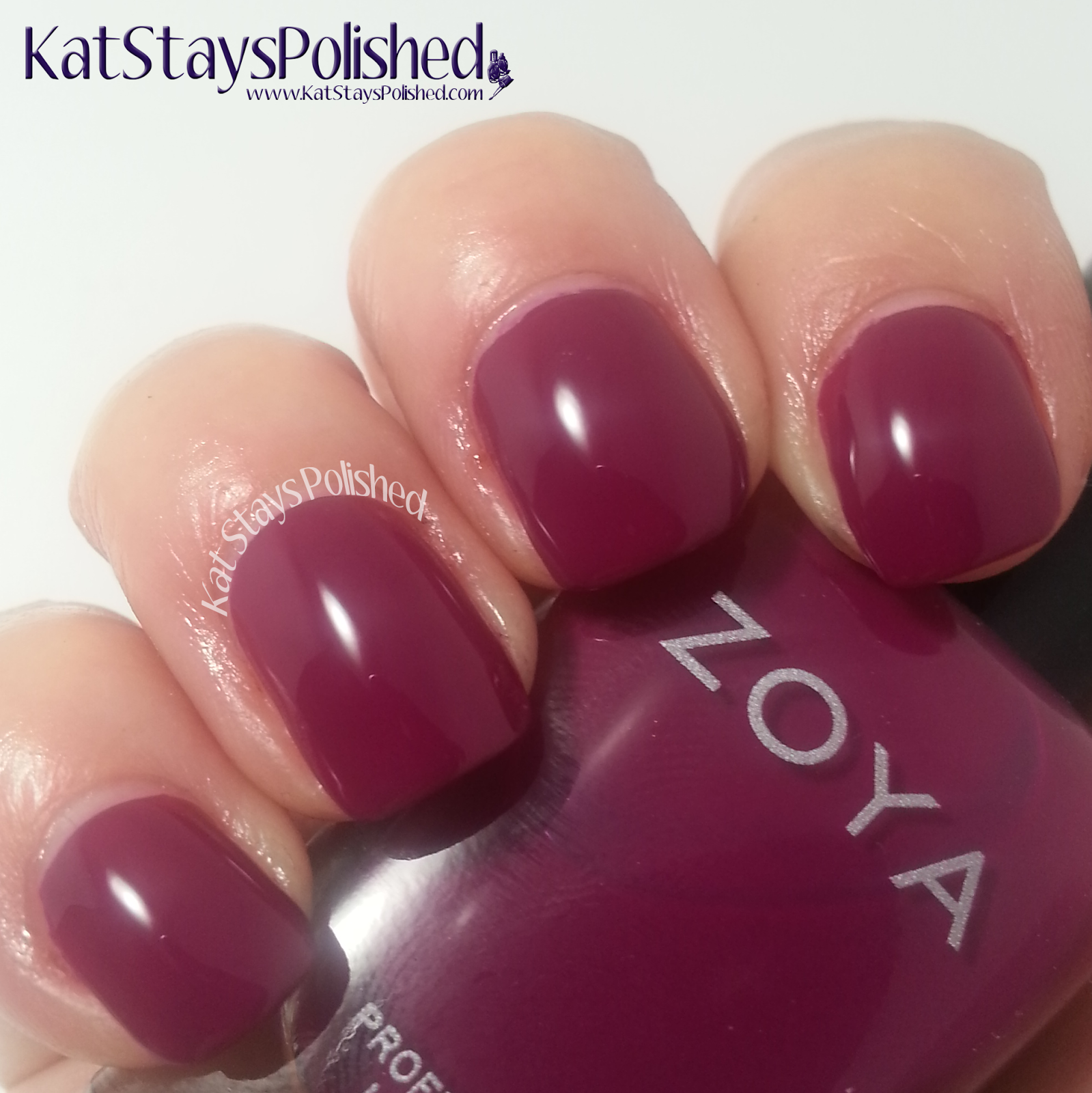 Zoya Entice 2014 - Margo | Kat Stays Polished
