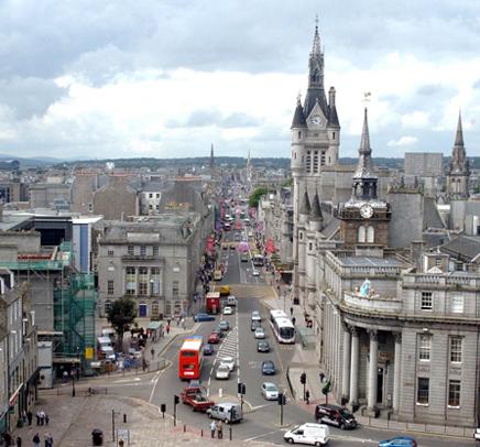 Resultado de imagem para Aberdeen - ESCÓCIA