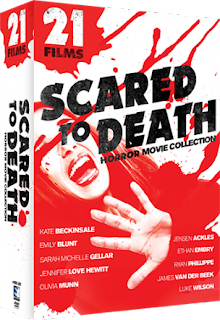 DVD Review - Scared to Death: Horror Movie Collection