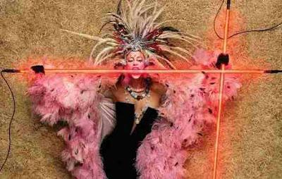 Lady Gaga Transform Into a 'Living Doll' for V Magazine-compressed