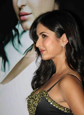 beloved Katrina kaif hot sexy in black dress photos