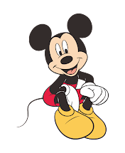 Kumpulan Vector Mickey Mouse File Coreldraw Free