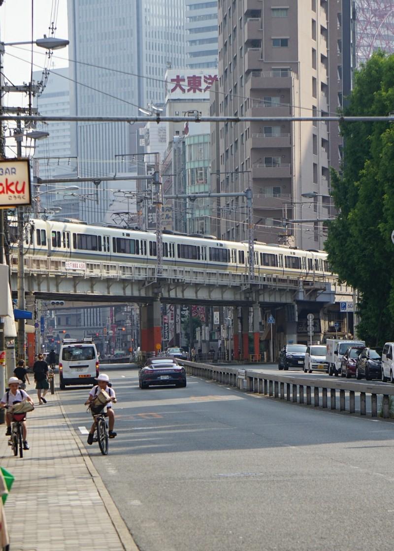 Osaka, kaupunkimatkailu