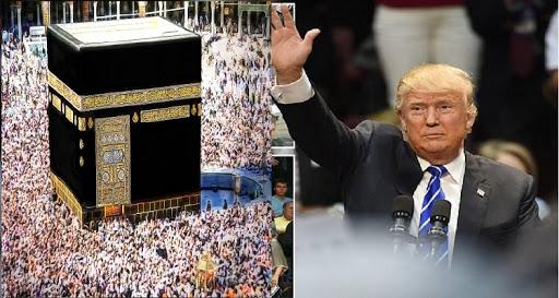 اول تصريحات ترامب اتجاه الاسلام والمسلمين تثير قلق الكثيري