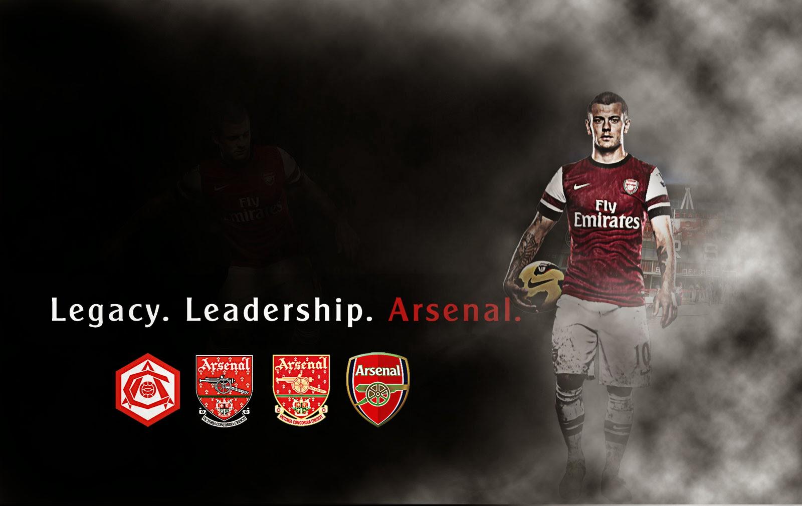 Arsenal Football Club Wallpaper Profil Pemain Sepak Bola