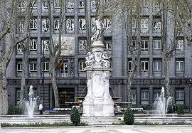 Fuente de Apolo o de las Cuatro Estaciones (Madrid)