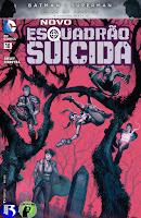 Os Novos 52! Novo Esquadrão Suicida #18