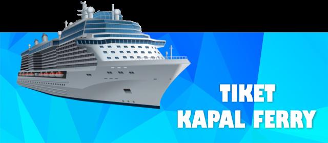 Tiket Kapal Ferry