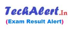Exam Result Alert-TechAlert.In