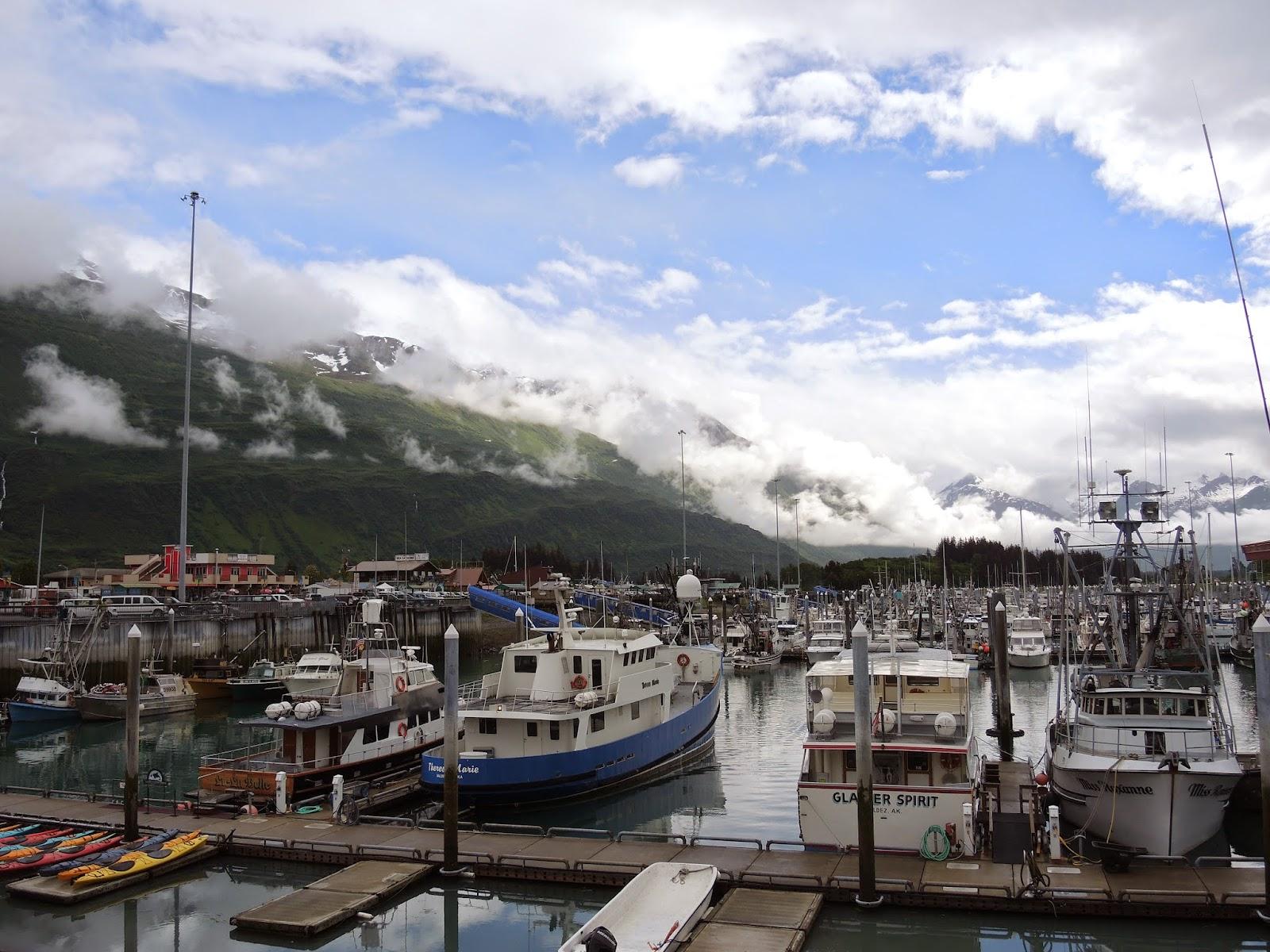 阿拉斯加自駕遊: Valdez 2日- Worthington glacier、Wrangell St Elias National Park