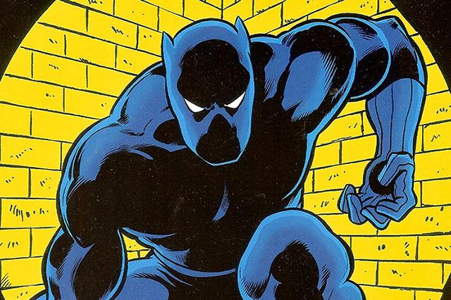 Resultado de imagem para pantera negra 1966