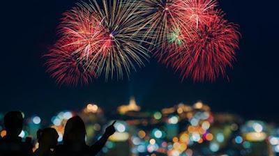 Hukum Mengucapkan Selamat Tahun Baru