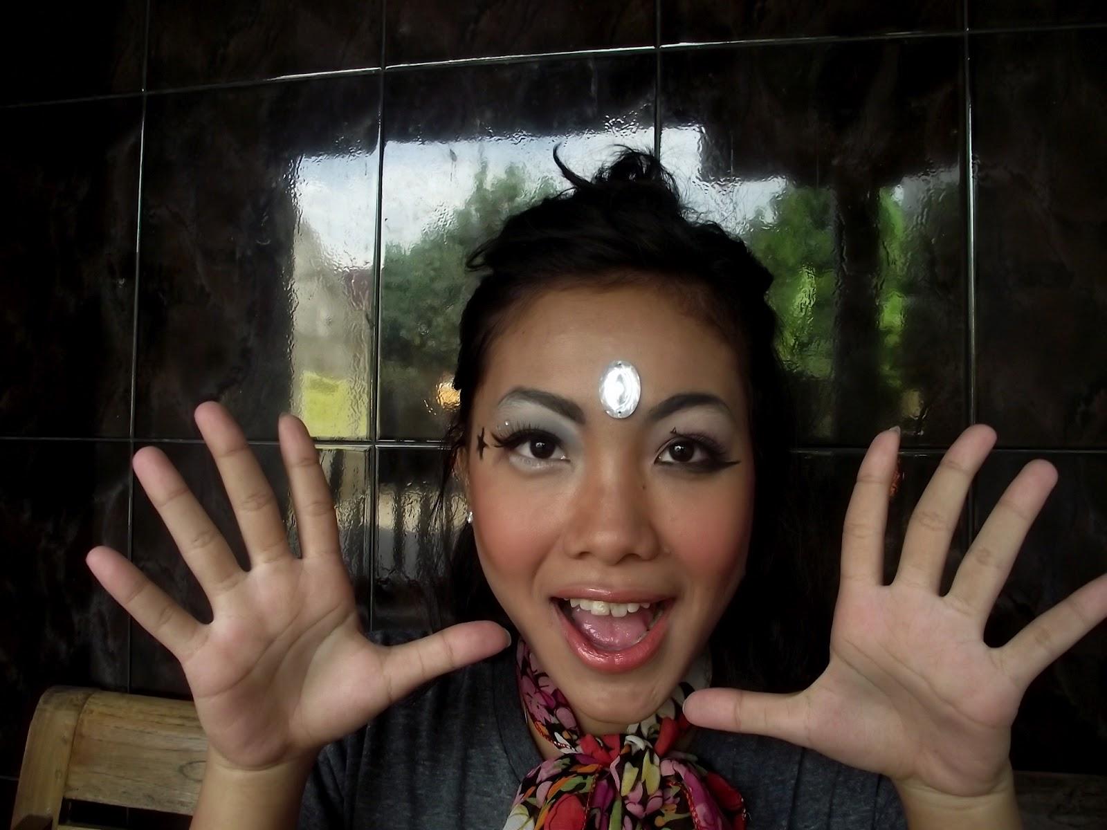 Make Up Nista Challange : Circus - Conietta Cimund