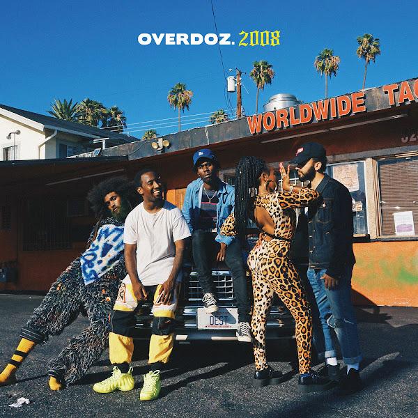 OverDoz. - 2008 Cover